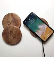 MRDISC stellt vor: Wireless Charger Wood Nussbaum