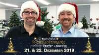 schuhplus-Weihnachtsmarkt am 21.12. & 22.12. am c-Port Saterland mit Programm für Groß & Klein