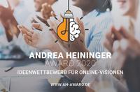 Andrea Heininger Award 2020 - Der OWL Innovationspreis geht in die zweite Runde