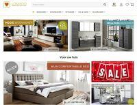 Möbel bequem online kaufen - Lomado expandiert mit seinem Möbel-Online-Shop in die Niederlande