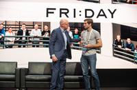 Guidewire Software gratuliert den Gewinnern des Innovation Awards - Aviva Italien, FRIDAY, CAA und Farm Bureau