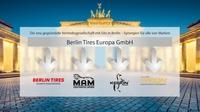 Ab 1. 12. 2019 startet in Berlin die neue Vertriebsgesellschaft für Reifen und Felgen,