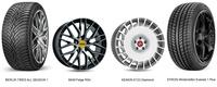 ESSEN MOTOR SHOW - Messehighlights der Marken KESKIN WHEELS/ MAM Leichtmetallräder SYRON TIRES und BERLIN TIRES