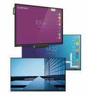Clevertouch präsentiert drei neue Display-Serien