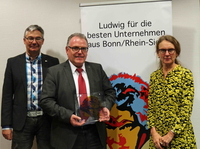 "Großes Interesse an regionalem Mittelstandswettbewerb ""Ludwig"" im Beethovenjahr"