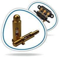 Gefederte Batteriekontakte als innovative Lösung bei der Übertragung von Strömen