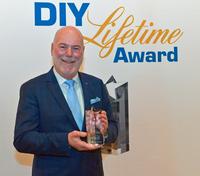 Ralf Meistes erhält DIY-Lifetime Award 2019
