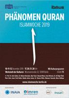 Islamwoche Berlin 2019 - Phänomen Quran