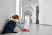 Schon Schulkinder von Depressionen betroffen