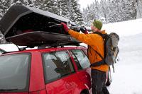 Mit dem Auto ins Skigebiet - Saisonale Verbraucherinformation der ERGO