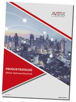 Neues von den Netzwerk-Profis: Der Avanis Katalog 2020