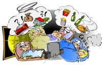 Mit sieben Tipps im Weihnachtsstress - besser schlafen -