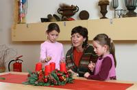 Entspannte Freude im Lichterschein: Tipps zum Brandschutz in der Adventszeit