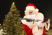 Drohne - Weihnachtsgeschenk zum Abheben