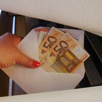 Sicherheit für gebunkertes Bargeld