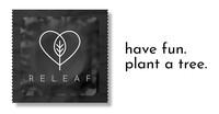 RELEAF verkauft Kondome, die Bäume pflanzen