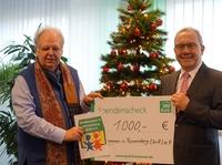 PSD Bank Hannover eG überrascht Verein zur Flüchtlingsunterstützung in Ronnenberg mit 1.000 EUR