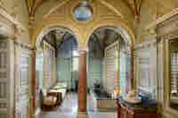 Wo schon die Royals badeten: Exklusive Spa-Suite im Ensana Nové Lázne Health Spa Hotel in Marienbad