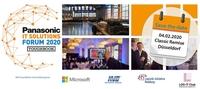 9. Panasonic IT Solutions Forum: Netzwerktreffen mit Fokus auf die Digitalisierung mobiler Arbeitsprozesse