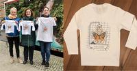 """T-Shirt Aktion """"Ready to Shine"""" zugunsten des Duschmobils Berlin"""
