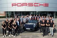 Offiziell in den Top Ten von Deutschlands Autohäusern:
