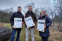 Viebrockhaus sorgt für 1.000 Tonnen CO2-Bindung