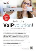 """""""Join the VoIPvolution"""" - united communications startet integrierte Kampagne für US-amerikanischen IP-Telefonanlagenspezialisten Vodia Networks"""