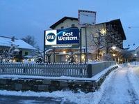 Doppelte Punkte im Best Western Hotel im Bayerischen Wald