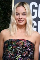 Margot Robbie at 77th Golden Globe Awards