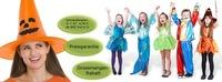 Faschingskostüme online von scherzwelt.de - die fünfte Jahreszeit hat begonnen, die Jecken und Narren sind schon unterwegs