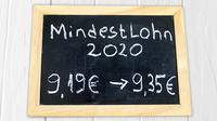 Neuer Mindestlohn in eurodata Lösung edtime hinterlegt