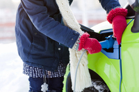 Versicherungsschutz für E-Autos - Verbraucherfrage der Woche der ERGO Versicherung