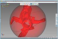 Tool zur CAD Datenreduktion und minimale Verpackungsmaße