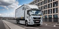 Elektro-Lkw von MAN Trucks & Bus in Produktion
