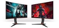 """Neuzugänge für die G2-Serie: Gaming-Monitorspezialist AOC präsentiert zwei 68,6 cm (27"""")-QHD-Displays mit erstklassigen Features"""