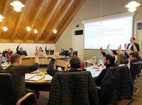 Gemeinde Schlier setzt Zeichen für das Klima