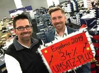 Betriebsergebnis 2019: schuhplus legt um 34 Prozent zu