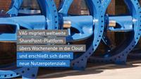 Net at Work migriert für VAG umfangreiche SharePoint-2013-Landschaft übers Wochenende in die Cloud