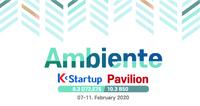Ambiente 2020: Koreanische Startups auf der Suche nach Geschäftspartnern