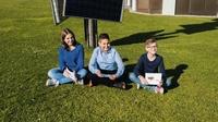 WOLF Junior Reporter erkunden den Bereich Entwicklung