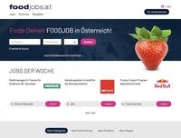Österreich bekommt ein neues Jobportal für die Lebensmittelbranche - www.foodjobs.at