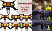 Neues Sicherheits-System für alle 2Rad-Fahrende