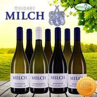 Der Weinversender genuss7.de hat jetzt Milch im Programm.