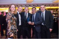 NTT DATA und Lufthansa Group bei den GSA Awards in London mit International Project of the Year ausgezeichnet
