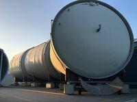 Silos und Behälter aus GFK im Lebensmittelbereich für Öle, Fette und Flüssigkeiten ersetzen Behälter aus Edelstahl.