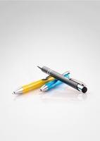 Kronenberg24 Design Kugelschreiber mit individueller Gravur - ab 12 Stück !