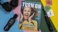 TURN ON - neue Doppel-Power für das SATURN Magazin