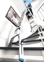 KRAUSE Gelenkleitern - Echte Alleskönner für Heim, Handwerk und Industrie