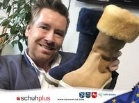 Schuhplus - Chef Kay Zimmer ordert die ersten Kollektionen für Herbst/Winter 2020/2021