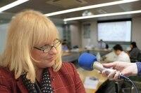 Interview mit Frau Mayr, Akademie für Berufsbetreuer München